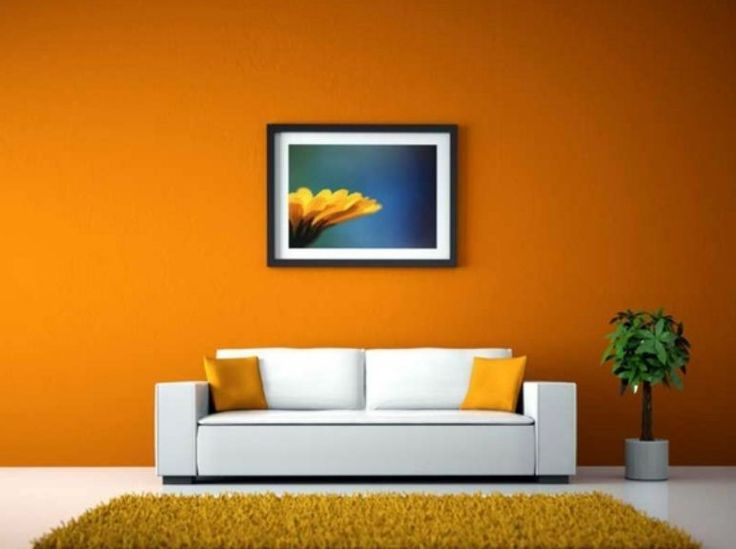 colors on the wall room