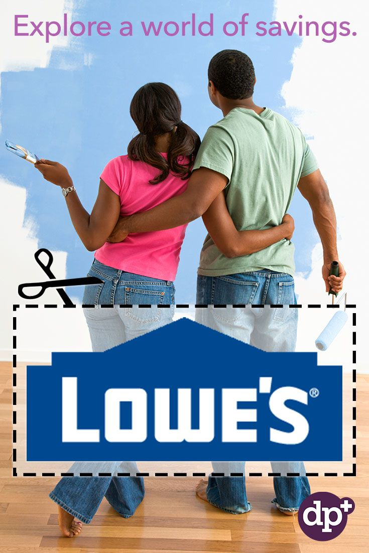 Lowes Coupon: Get 10% Off Lowes Coupons with Free Coupon Registration Use  The Lowe's