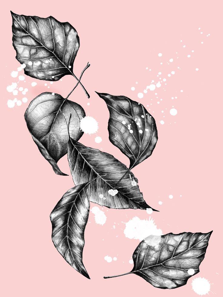 falling leaves! Instagram: acupofmestudio