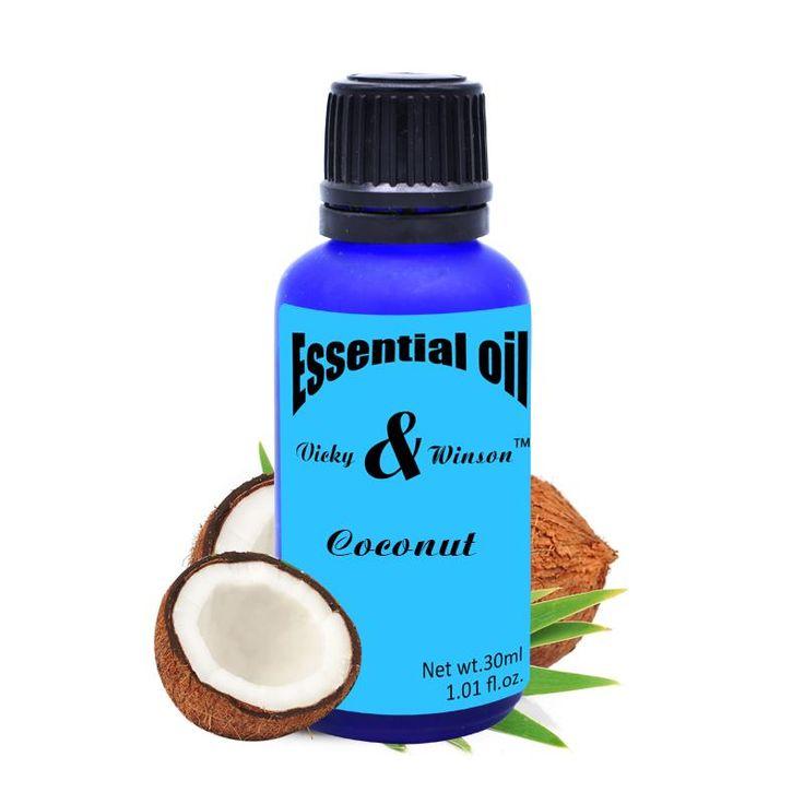 Coconut essential oils organic virgin coconut oil 100%