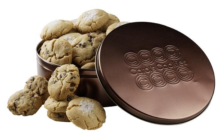 Carol's Mini Cookie Tin
