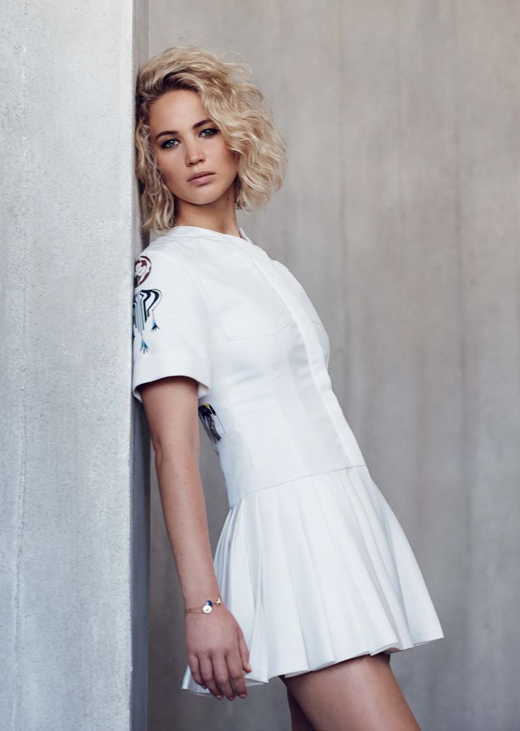Jennifer Lawrence's Bob Hairstyles - Hair World Magazine