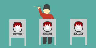 JAKARTA - Komisi Pemilihan Umum (KPU) resmi menutup pendaftaran calon kepala daerah di pilkada serentak tahap pertama. Setidaknya, ada tuj...