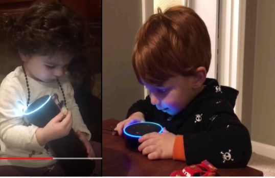 Alert: Virtual Assistants Expose Kids To Untested Levels Of Microwave Radiation Low Levels of Microwave Radiation linked to Cancer, Sperm Damage and Headaches (Washington)—Wireless virtual assistants expose children to untested levels of microwave radiofrequency radiation- the same radiation emitted by cell phones. Before coming on the market, radiation exposures for virtual assistants are compliance tested …