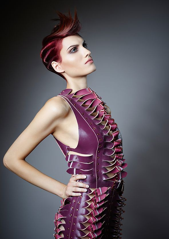 Hair Collection By D Fashion Marina Manseder Photo Felix Rachor Cut Color And Style Trends Avant Garde