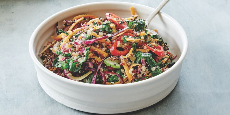 Super Slaw via @iquitsugar