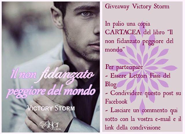 Toglietemi tutto, ma non i miei libri : Giveaway Victory Storm