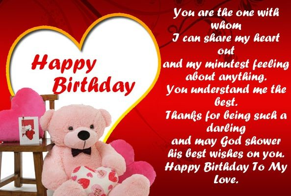 Download Happy Birthday Lovers Images