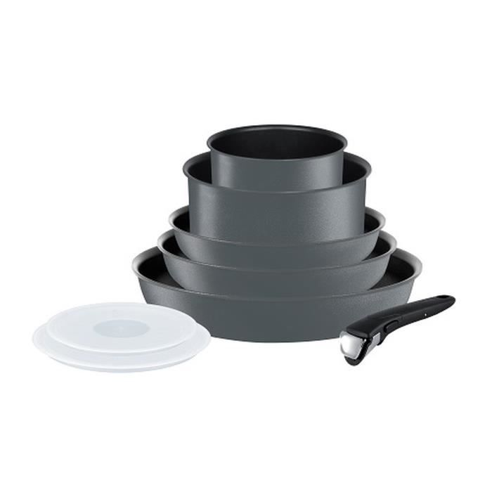 Tefal Ingenio Performance Cookware Set 8 Pieces L6589 Tefal