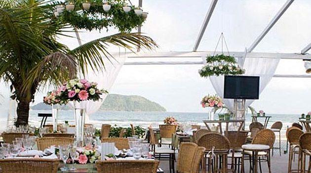 Casamentos - Beach Hotel Maresias