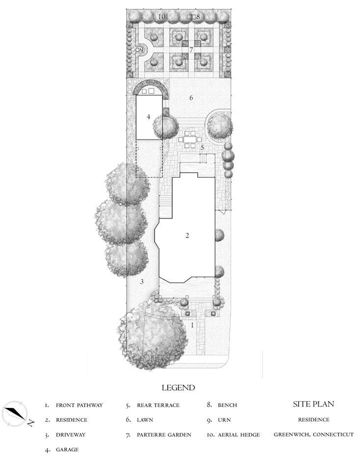 89 Best Garden Plans Images On Pinterest Landscape