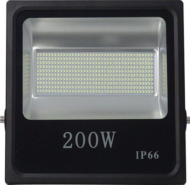 De putere remarcabila (200W), acest PROIECTOR LED 200W SMD SLIM IP66 este, de fapt, o solutie pentru orice sistem de iluminat performant. Cu grad de protectie IP66 si al celor 400 SMD-uri, acest proiector este varianta optima pentru iluminarea zonelor perimetrale de exterior.