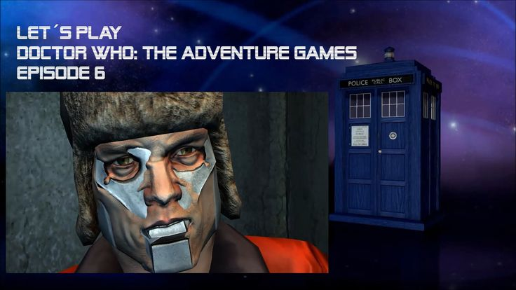 Let´s Play Doctor Who - The Adventure Games 5 - Das Heilmittel HD