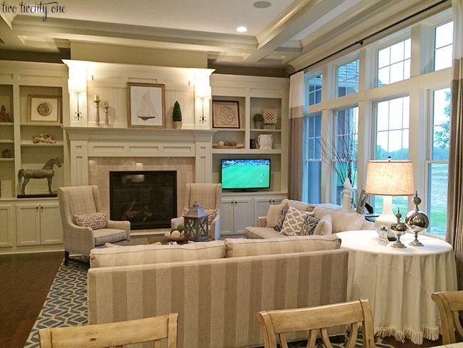 Best 25+ Vaulted living rooms ideas on Pinterest | High ...