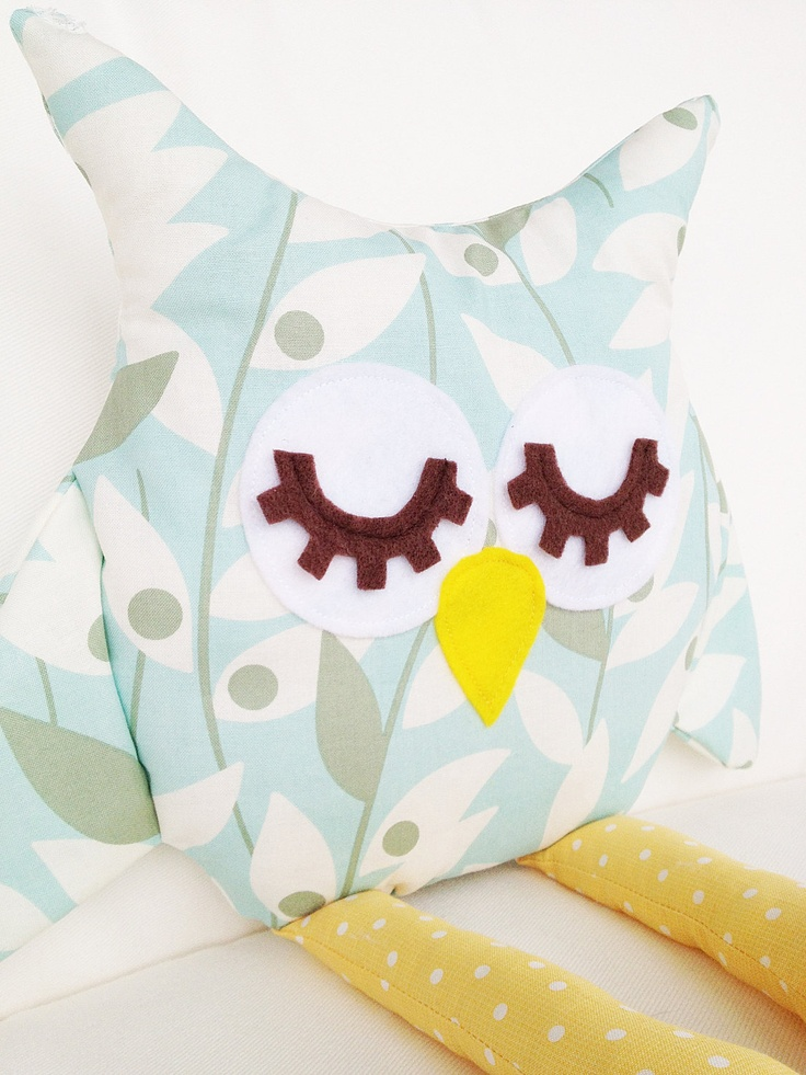 Owl Sewing Pattern & 25+ unique Owl sewing patterns ideas on Pinterest | Owl sewing ... pillowsntoast.com