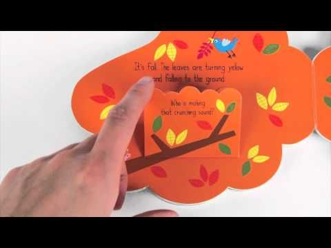 A TREE FOR ALL SEASONS By Maryse Guittet - Book Demo Video - YouTube