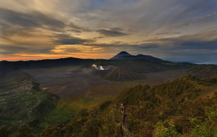 """""""The Land of Volcanoes"""" Photo by Emanuele Del Bufalo -- National Geographic Your Shot"""