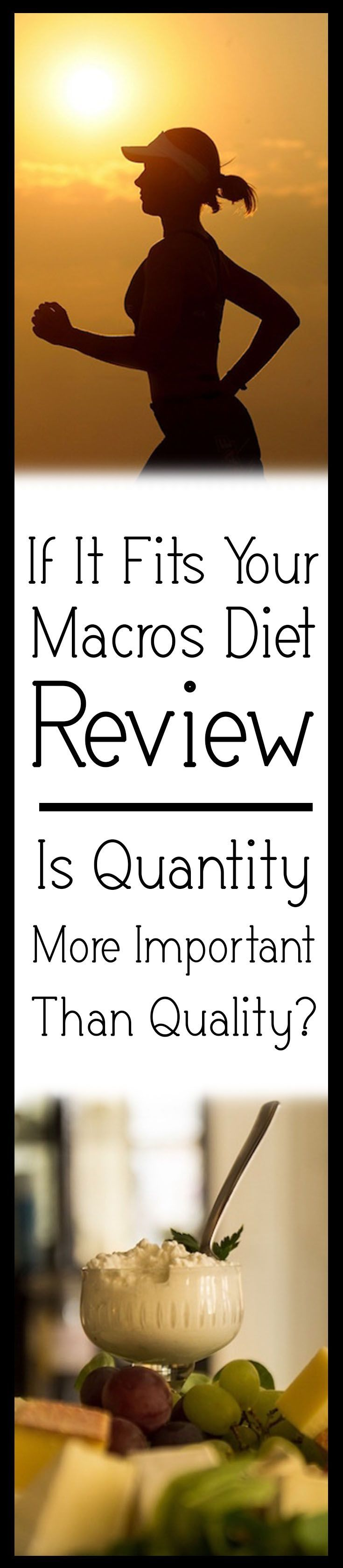 If It Fits Your Macros (IIFYM) or flexible dieting is a diet trend in the bodybuilding and weight loss industry. We discuss the pros, cons and controversy.