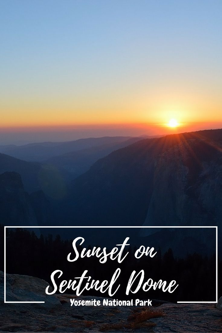 A description and pictures of a hike along Four Mile Trail to Glacier Point in Yosemite. Hike from Glacier Point to Sentinel Dome. Sunset on Sentinel Dome.