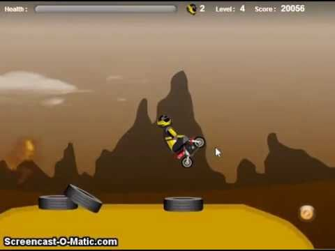 Mini Dirtbike game. Play game at http://www.y0-games.com/mini-dirt-bike-game.html. Mini Dirt Bike is a Racing game. Ride your mini dirt bike through all challenging obstacle courses and try to complete all of the levels without crashing your minimoto.