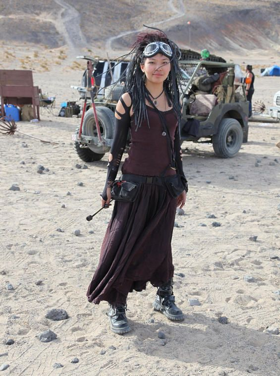 Post Apocalyptic Fashion: What You Need To Wear For The End Of The World