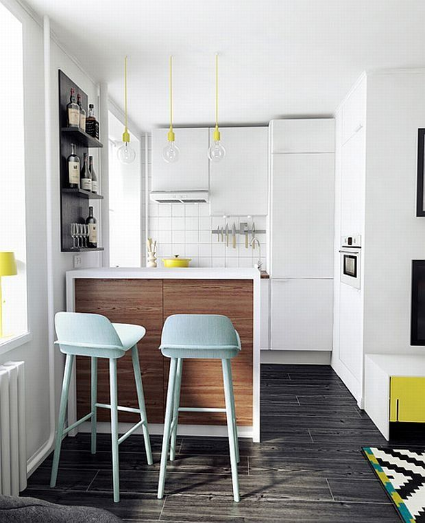 Zdjęcie numer 4 w galerii - Pomysły na kuchnię z otwartymi półkami
