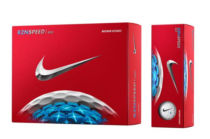 Alerte sur Bons Plans golf - 12 Balles de golf Nike Golf RZN Speed Red 2016  à 29€ au lieu de 39€ ! (Cliquez sur le lien pour en savoir +) #NikeGolf #BallesdeGolf #bonsplansgolf