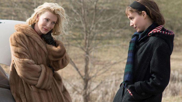 Carol - Películas con ADN viajero: ¿quién ganará el Oscar?