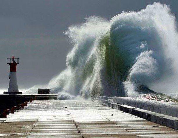 Fotos de clima extremo| tormentas, huracanes, inundaciones - Tendenzias.com