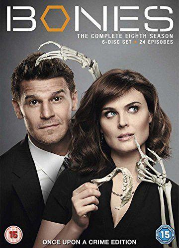 From 6.00 Bones - Season 8 [dvd]
