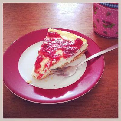 Cheesecake zonder Suiker - Sew Natural Blog