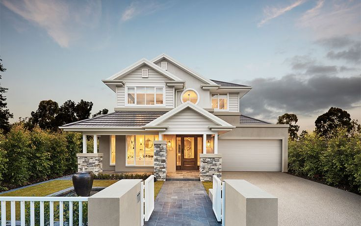 The Bayville Home - Browse Customisation Options   Metricon