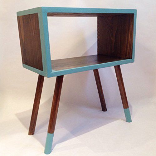 Mid century modern nightstand bedside table for Amazon mid century modern furniture