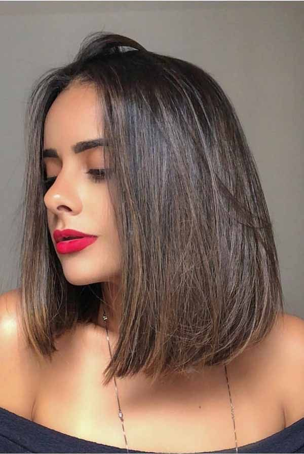 9 Super Cute Medium Length Hairstyles And Haircuts For Women Hair Styles Medium Hair Styles Face Shape Hairstyles