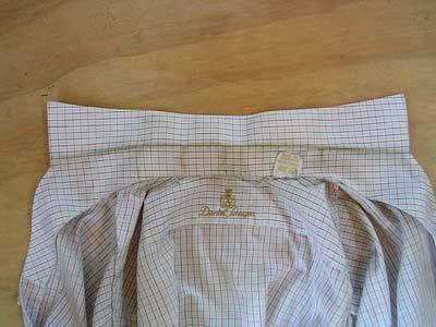 Overhemden zijn geruïneerd als je een zwarte kraag ontdekt! De kraag van een overhemd kan snel vuil en vettig worden. Erg verve...