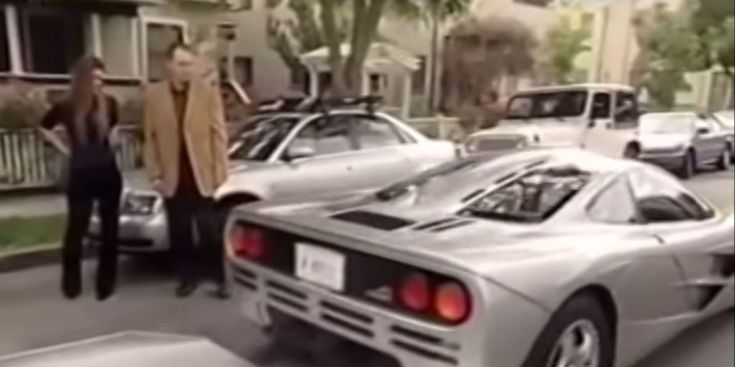 Watch a young Elon Musk take delivery of his McLaren F1 in 1999  - RoadandTrack.com
