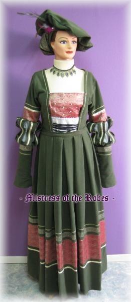 Cranach Kleid