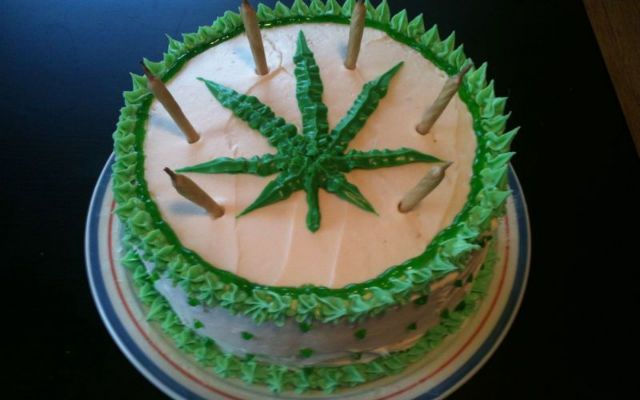 Happy Birthday To All My Stoner Friends With Birthdays In