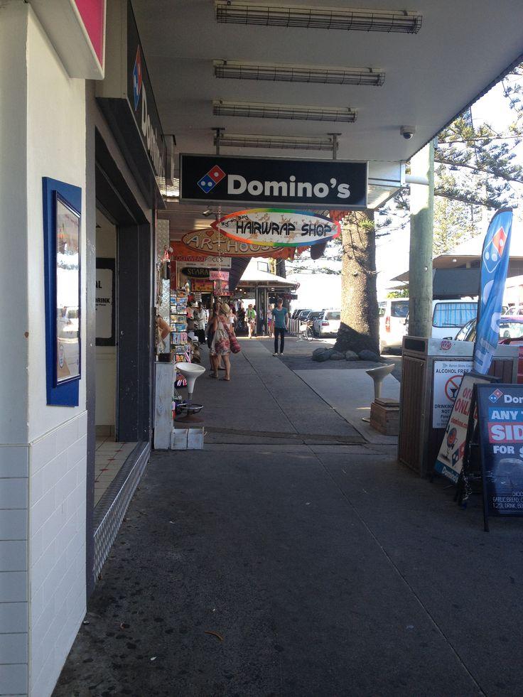 Byron Bay Shopping, City Centre