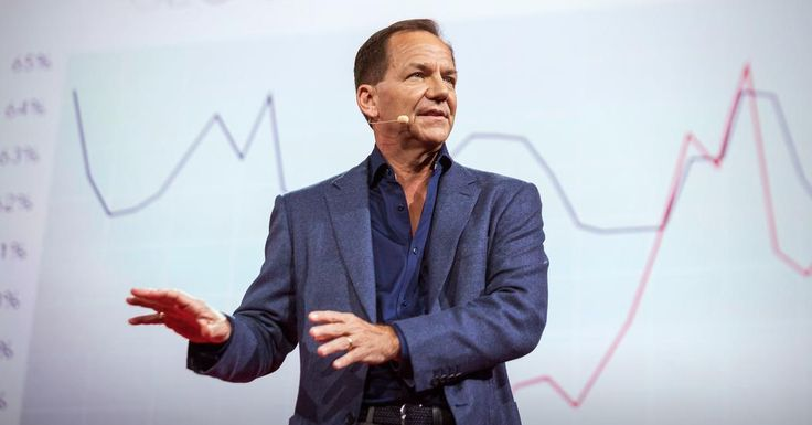 """Paul Tudor Jones II loves capitalism. It's a system that has done him very well over the last few decades. Nonetheless, the hedge fund manager and philanthropist is concerned that a laser focus on profits is, as he puts it, """"threatening the very underpinnings of society."""" In this thoughtful, passionate talk, he outlines his planned counter-offensive, which centers on the concept of """"justness."""""""