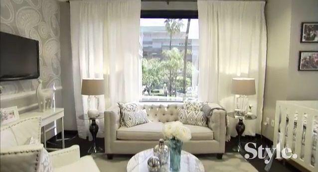 wonderful giuliana bill living room | 17 Best images about Guliana & Bill Rancic on Pinterest ...