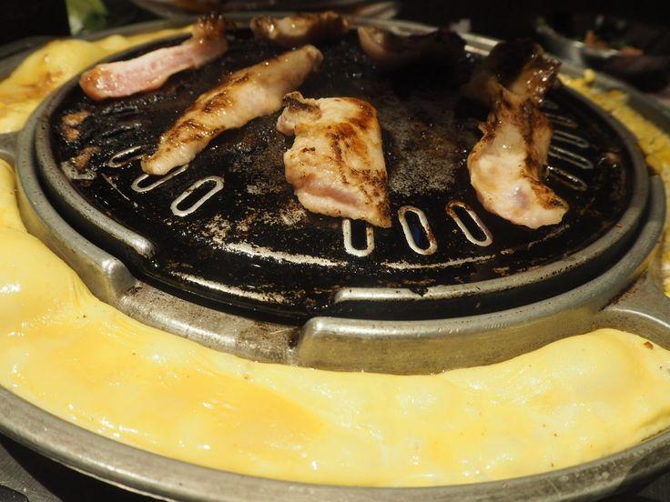 Kan Kan Kan Korean BBQ, Hong Kong