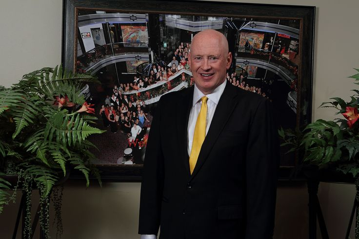 Marcus Hiles enjoys helping communities in the Fort Worth area.