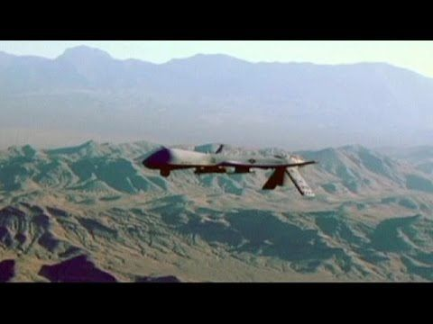 'Game of Drones': heart of US strike operations, Ramstein - Germany