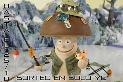 hasta el 25 de octubre.- http://www.diariodeunamujermadreyesposa.com/2013/09/capelito-un-hongo-muy-simpatico-sorteo.html