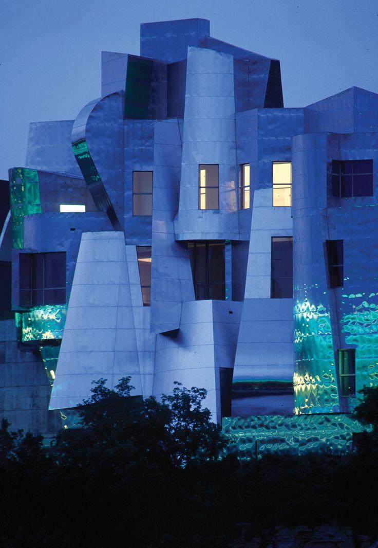 Weisman Art Museum, Minneapolis, by Frank Gehry - 1993