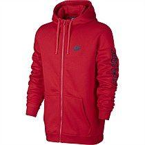 Nike Mens Swoosh + Full Zip Hoody