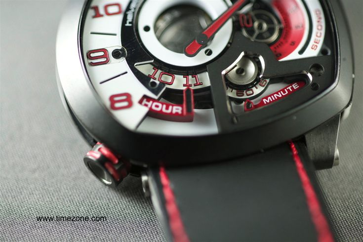 The New Black Widow Mr. Race Watch from Ladoire Geneve 3 -