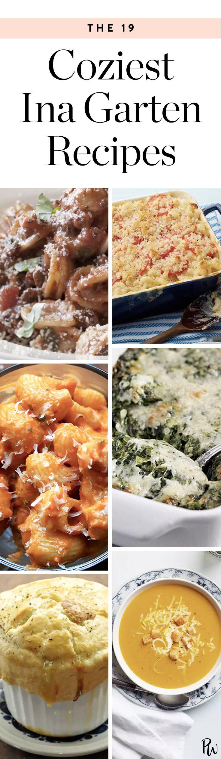 the 19 coziest recipes from queen ina garten