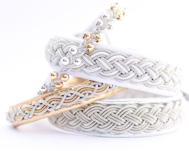 Bracelets from AC Design Sweden